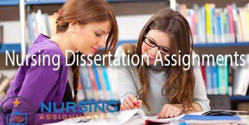 Nursing Dissertation Assignments