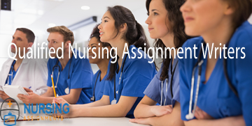 Qualified Nursing Assignment Writers